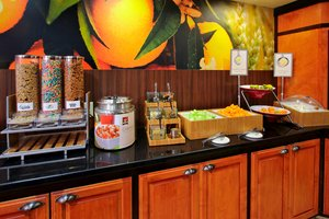 Restaurant - Fairfield Inn & Suites by Marriott Clovis