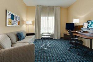 Suite - Fairfield Inn & Suites by Marriott Downtown Ft Lauderdale