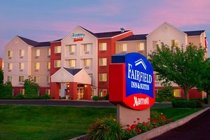 Exterior view - Fairfield Inn by Marriott Spokane