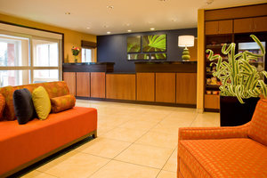 Lobby - Fairfield Inn by Marriott Spokane