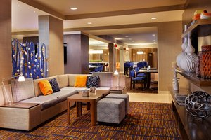 Lobby - Courtyard by Marriott Hotel Gainesville