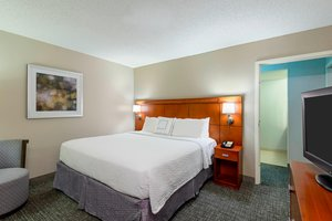 Suite - Courtyard by Marriott Hotel Gainesville
