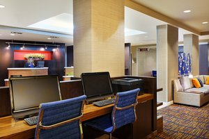 Conference Area - Courtyard by Marriott Hotel Gainesville
