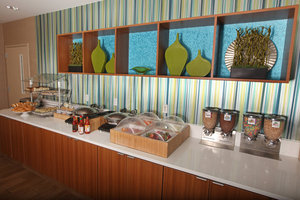 Restaurant - SpringHill Suites by Marriott Sioux Falls