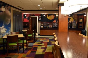 Restaurant - Fairfield Inn & Suites by Marriott Carlisle