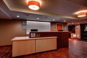 Lobby - Fairfield Inn by Marriott Wallingford