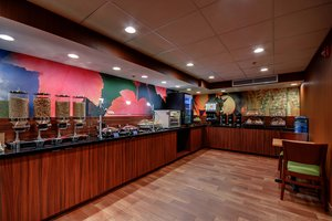 Restaurant - Fairfield Inn by Marriott Wallingford
