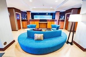 Lobby - Fairfield Inn by Marriott Medford