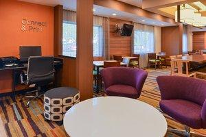 Lobby - Fairfield Inn by Marriott Orange Park