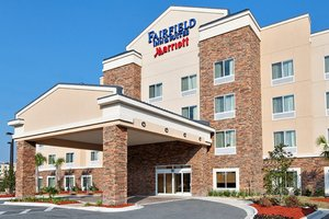 Exterior view - Fairfield Inn & Suites by Marriott West Jacksonville