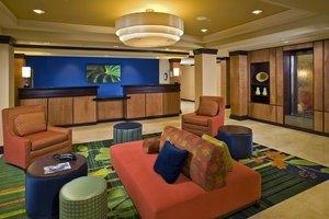 Lobby - Fairfield Inn & Suites by Marriott West Jacksonville