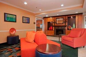 Lobby - Fairfield Inn by Marriott Sulphur