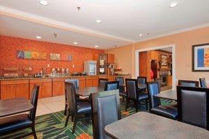 Restaurant - Fairfield Inn by Marriott Sulphur