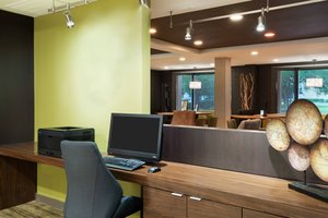 Conference Area - Courtyard by Marriott Hotel Airport Lafayette