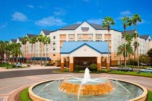 Exterior view - Fairfield Inn & Suites by Marriott Village Lake Buena Vista