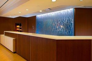 Lobby - Fairfield Inn & Suites by Marriott Village Lake Buena Vista