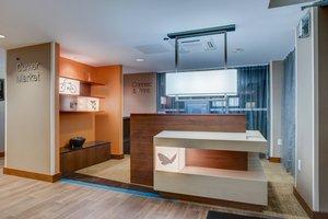 Conference Area - Fairfield Inn by Marriott Amesbury