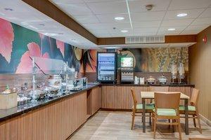 Restaurant - Fairfield Inn by Marriott Amesbury