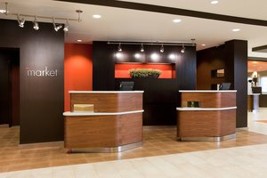 Lobby - Courtyard by Marriott Hotel Old Town Scottsdale