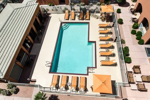 Exterior view - Courtyard by Marriott Hotel Old Town Scottsdale