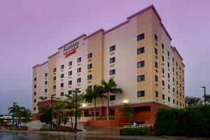 Exterior view - Fairfield Inn & Suites by Marriott Miami