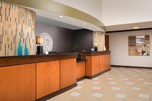 Lobby - Fairfield Inn & Suites by Marriott Miami