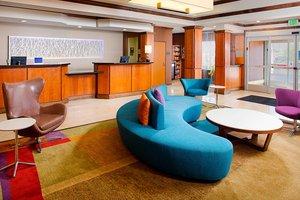 Lobby - Fairfield Inn & Suites by Marriott Twentynine Palms