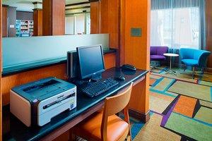 Conference Area - Fairfield Inn & Suites by Marriott Twentynine Palms