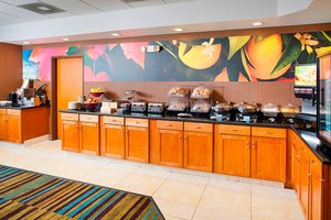 Restaurant - Fairfield Inn & Suites by Marriott Twentynine Palms