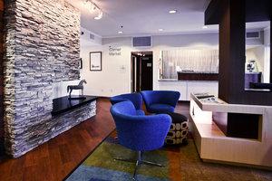 Lobby - Fairfield Inn by Marriott Airport Savannah