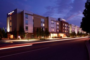 Exterior view - SpringHill Suites by Marriott Aurora