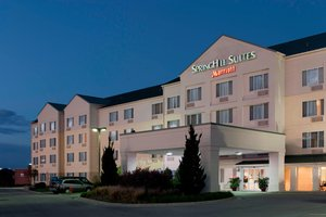 Exterior view - SpringHill Suites by Marriott Overland Park