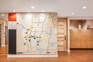Map - TownePlace Suites by Marriott Altamonte Springs