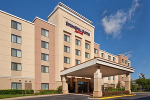 Exterior view - SpringHill Suites by Marriott Greenbrier Chesapeake