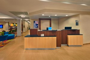 Lobby - Fairfield Inn & Suites by Marriott Boca Raton