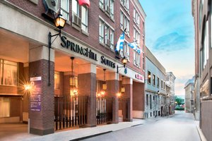 Exterior view - SpringHill Suites by Marriott Old Montreal