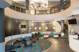 Lobby - SpringHill Suites by Marriott Old Montreal