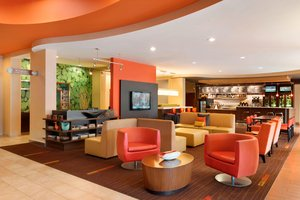 Lobby - Courtyard by Marriott Hotel Peoria