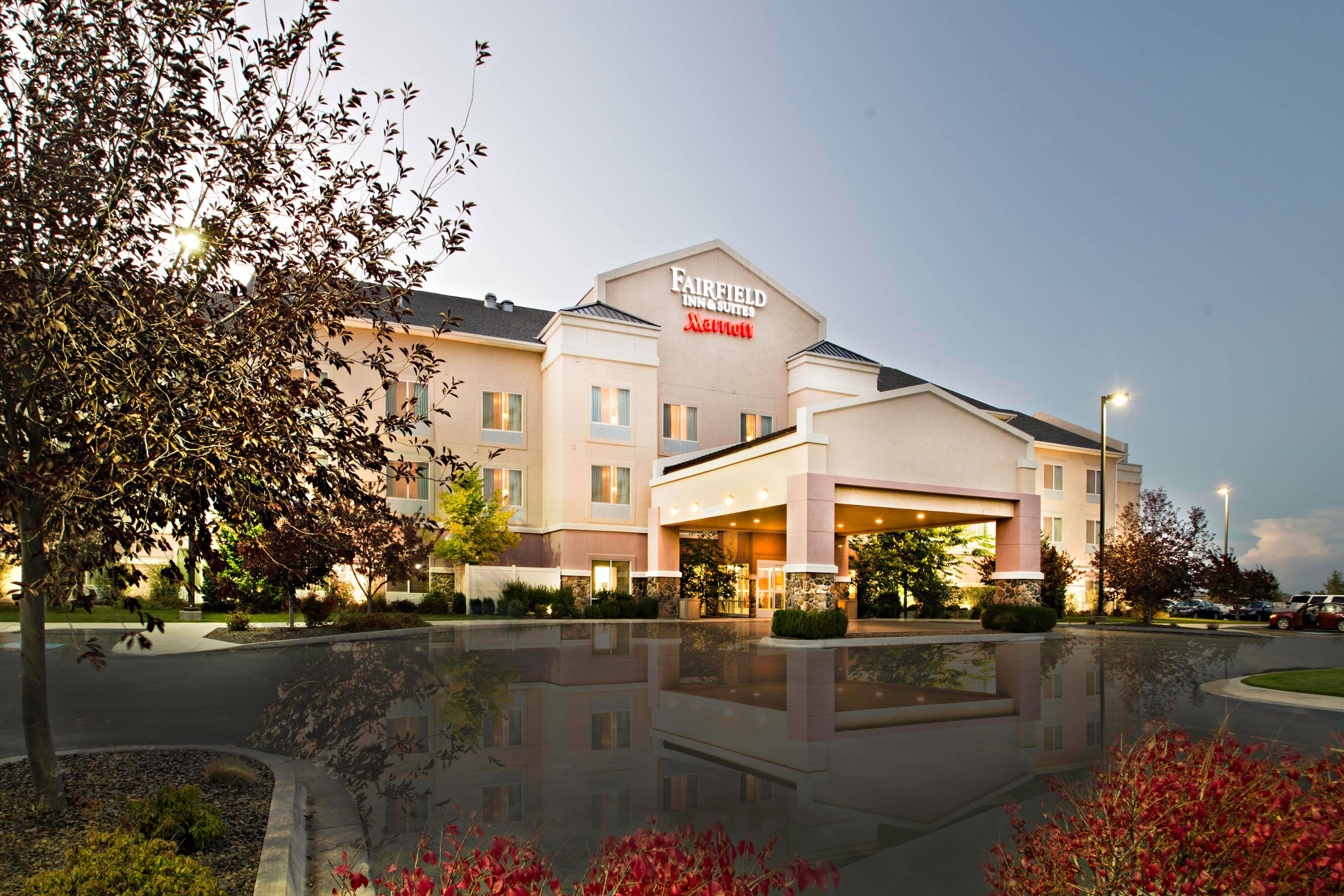 Fairfield Inn and Suites by Marriott Burley