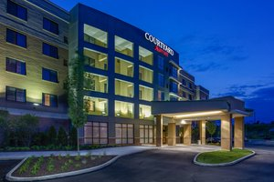 Exterior view - Courtyard by Marriott Hotel Cranberry Township