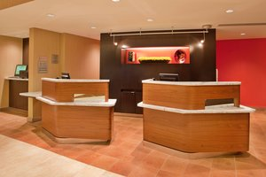Lobby - Courtyard by Marriott Hotel Cranberry Township