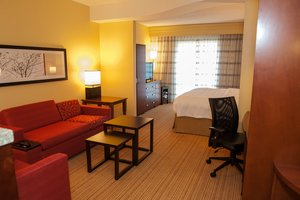 Suite - Courtyard by Marriott Hotel Cranberry Township