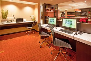 Conference Area - Courtyard by Marriott Hotel Cranberry Township