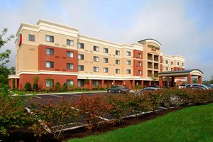Exterior view - Courtyard by Marriott Hotel Greensburg