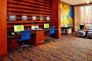 Conference Area - Courtyard by Marriott Hotel Greensburg