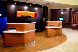 Lobby - Courtyard by Marriott Hotel Shadyside Pittsburgh