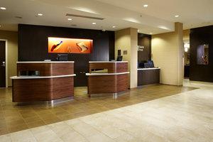 Lobby - Courtyard by Marriott Hotel Washington