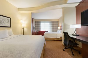Suite - Courtyard by Marriott Hotel Washington