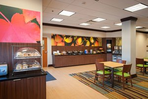 Restaurant - Fairfield Inn & Suites by Marriott Orange Beach