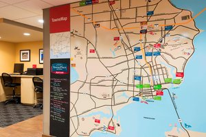 Map - TownePlace Suites by Marriott Pensacola